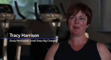 Meet Tracy – Small Steps for Big Changes success story