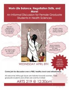 Calling all UBC Okanagan Women in Science
